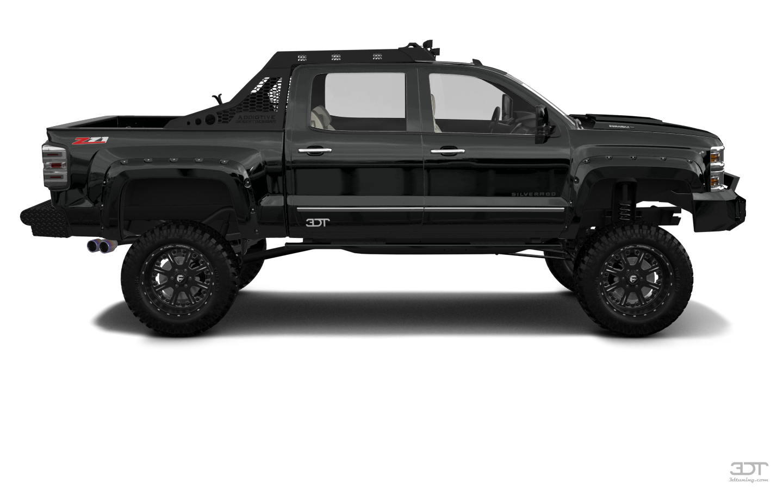 Chevrolet Silverado 1500'14