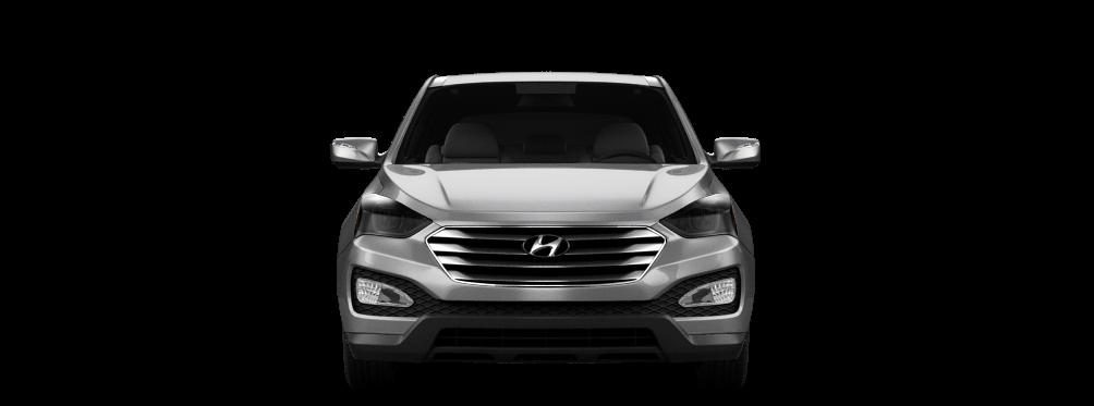 Hyundai Santa Fe'13
