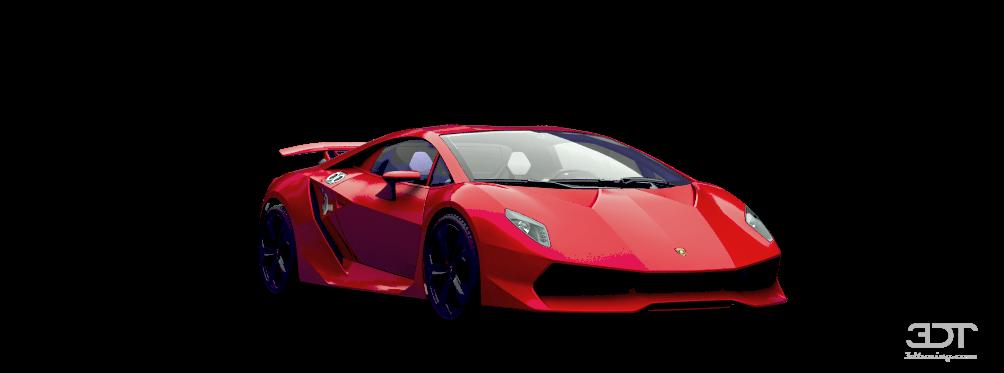 My perfect Lamborghini Sesto Elemento.