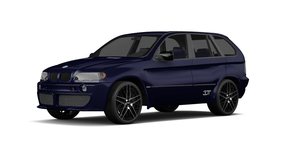 BMW X5 Crossover 2002 tuning