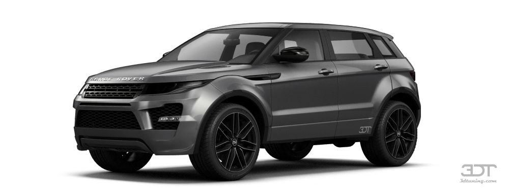 Range Rover Evoque 5 door SUV 2012 tuning