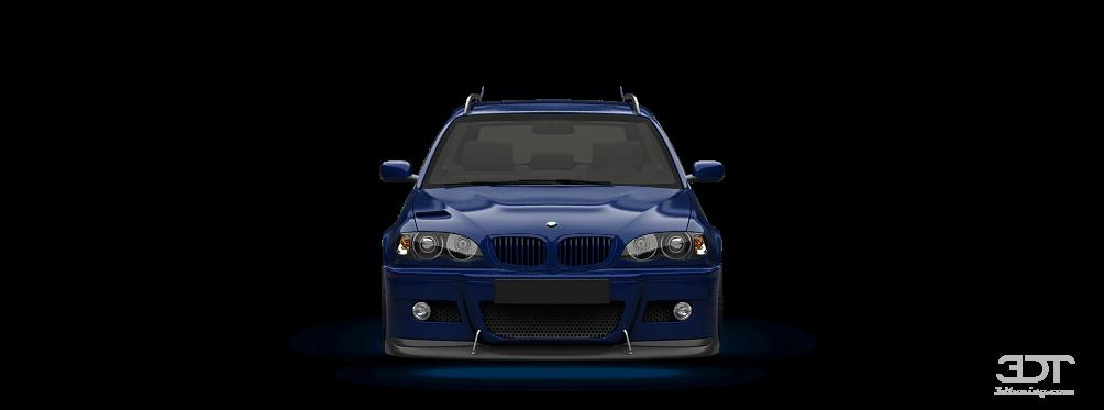 BMW 3 series Wagon 2002