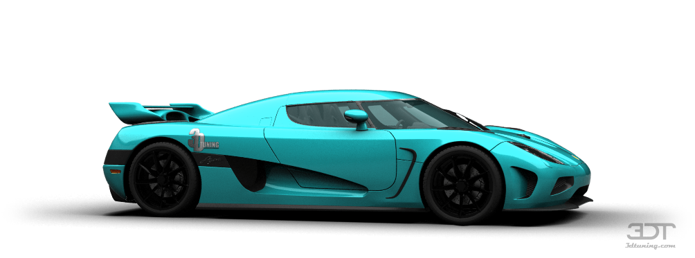 Koenigsegg Agera'11