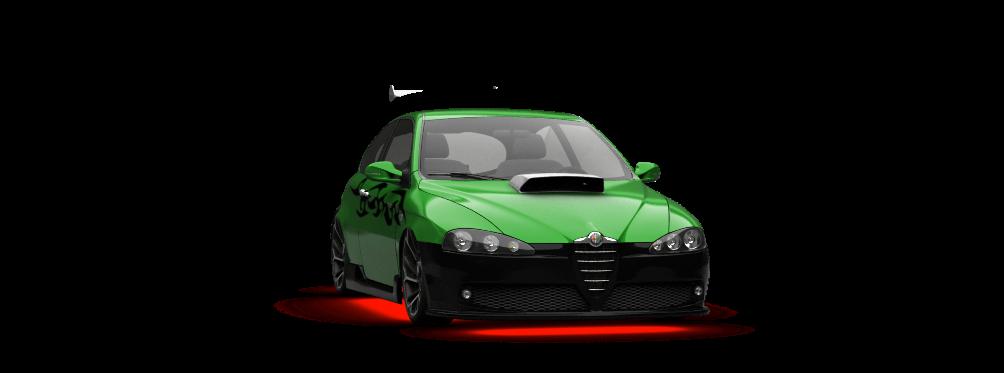 Alfa Romeo 147 3 Door Hatchback 2009 tuning