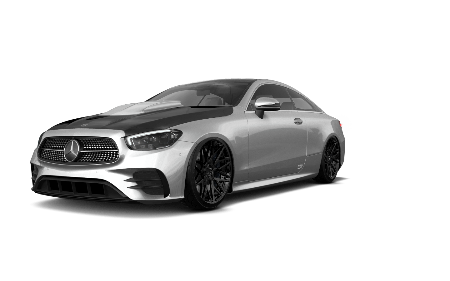 Mercedes E-Class Coupe 2021 tuning
