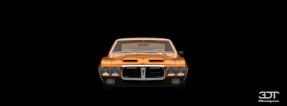 Pontiac Trans Am Coupe 1969
