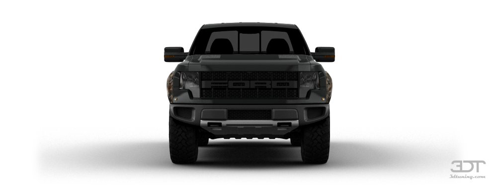 Ford F-150 SVT Raptor SuperCab'13
