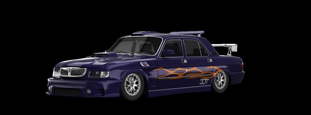 GAZ Volga 3110 Sedan 1997 tuning