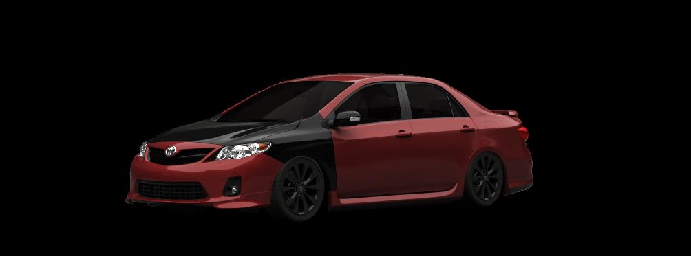 Toyota Corolla'12