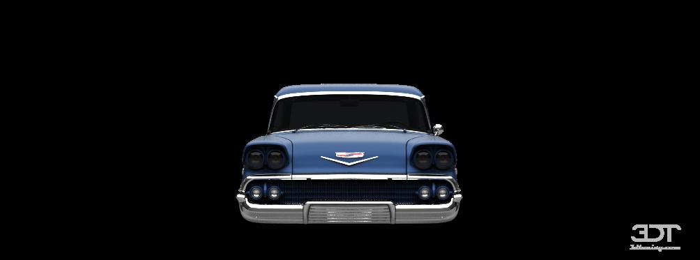 Chevrolet Brookwood'58