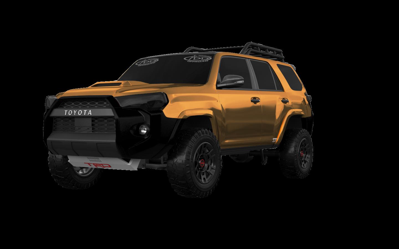 Toyota 4Runner 5 Door SUV 2020 tuning
