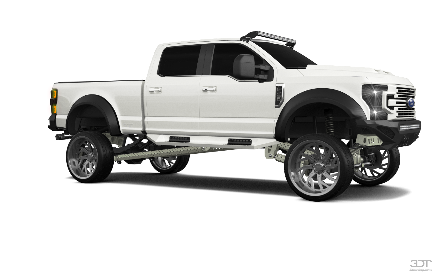 Ford F-250'21