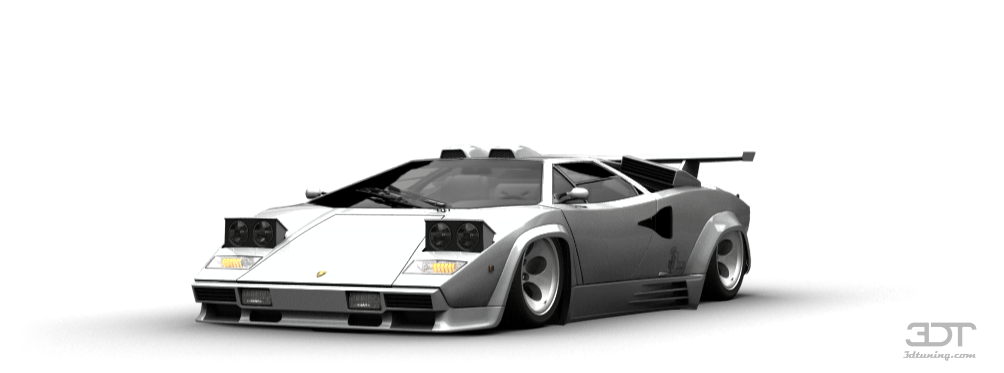3dtuning Of Lamborghini Countach Coupe 1982 3dtuning Com Unique On Line Car Configurator For