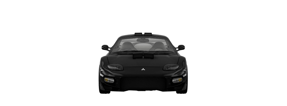 Mitsubishi FTO GP Version R'98