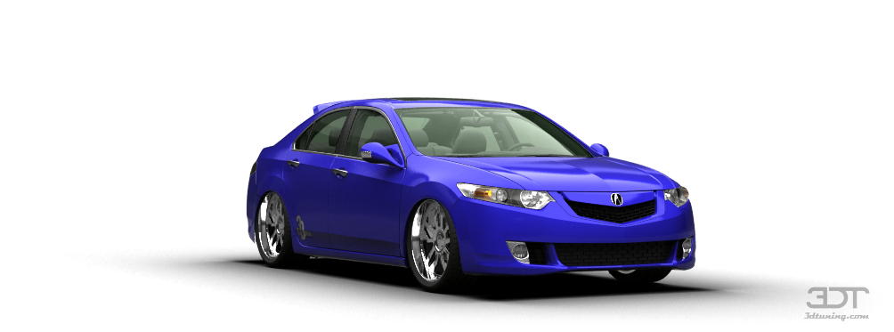 Tuning Acura TSX sedan 2009 online, accessories and spare parts for tuning Acura TSX sedan 2009