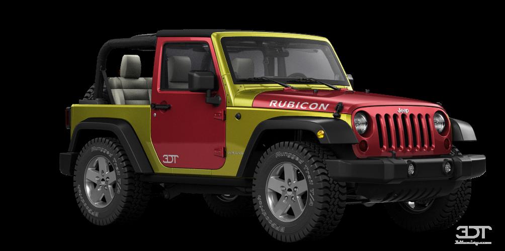 Jeep Wrangler Rubicon'13