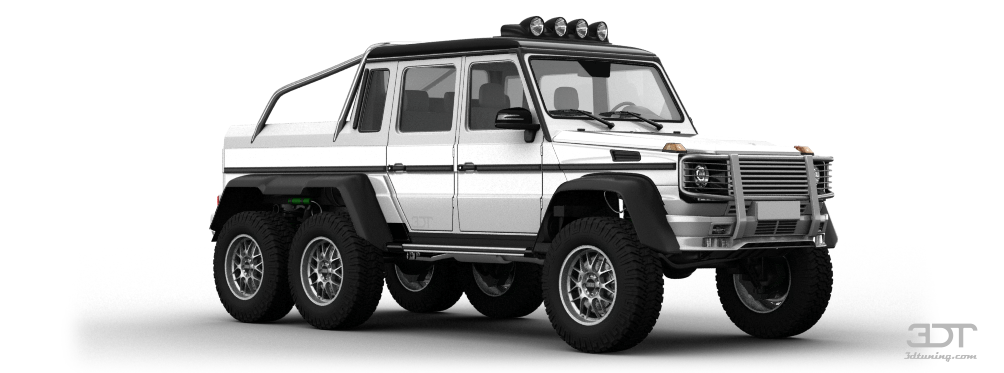 3dtuning Of Mercedes G63 Amg 6x6 Luxury Suv 2013 3dtuning
