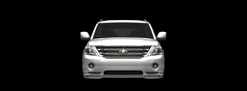 Nissan Patrol'10