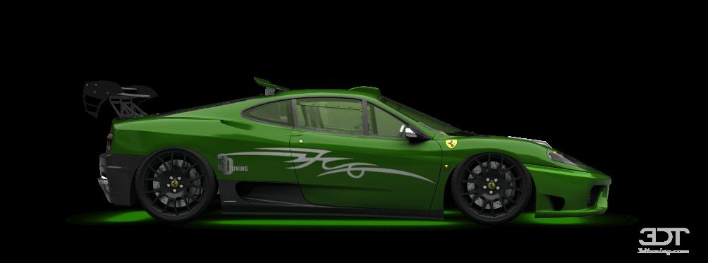 Ferrari 360 Challenge Stradale'03