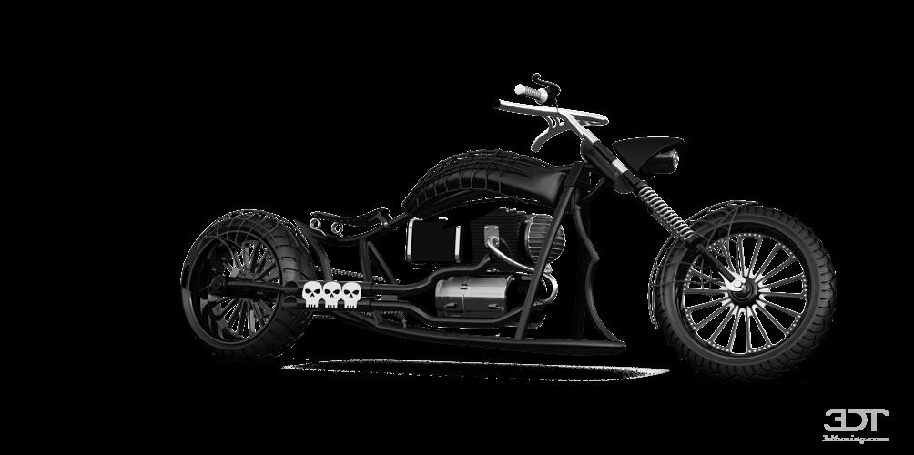 Custom Chopper Chopper 2017 tuning