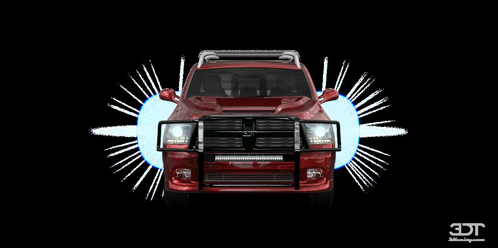 3DTuning of Dodge RAM 2500 Crew Cab Truck 2014 3DTuning.com - unique
