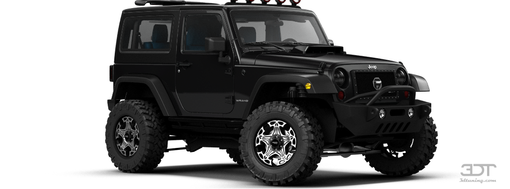 3dtuning Of Jeep Wrangler Sport S Suv 2016 3dtuning Com