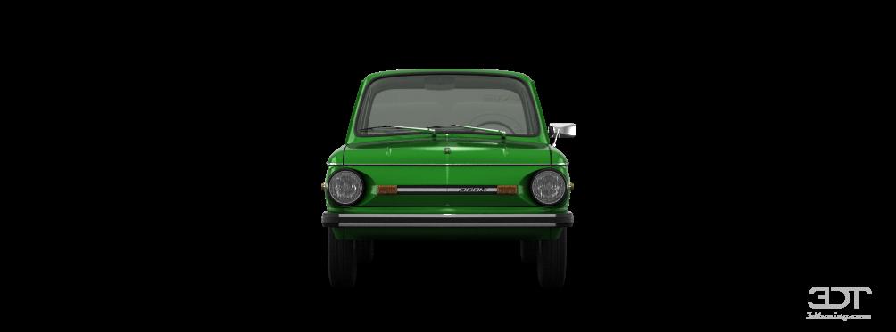 ZAZ 968M Zaporozhets Coupe 1979