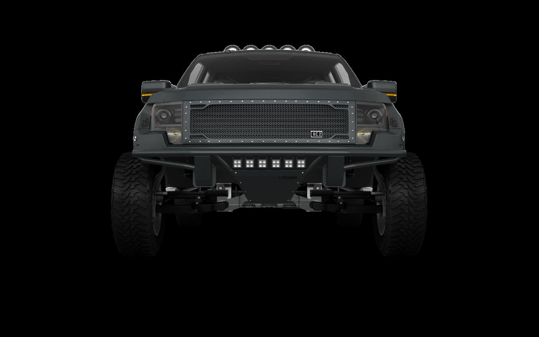 Ford F-150 SVT Raptor'13