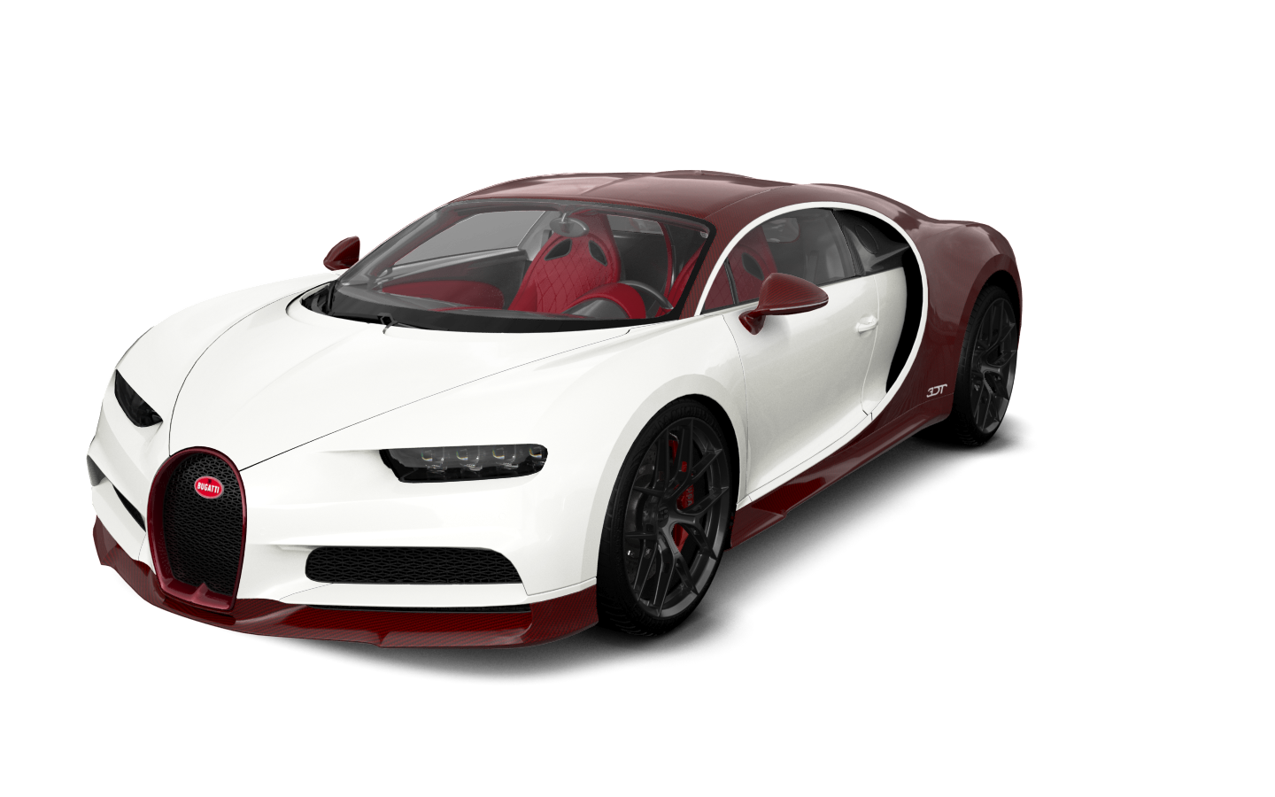 Bugatti Chiron 2 Door Coupe 2016 tuning