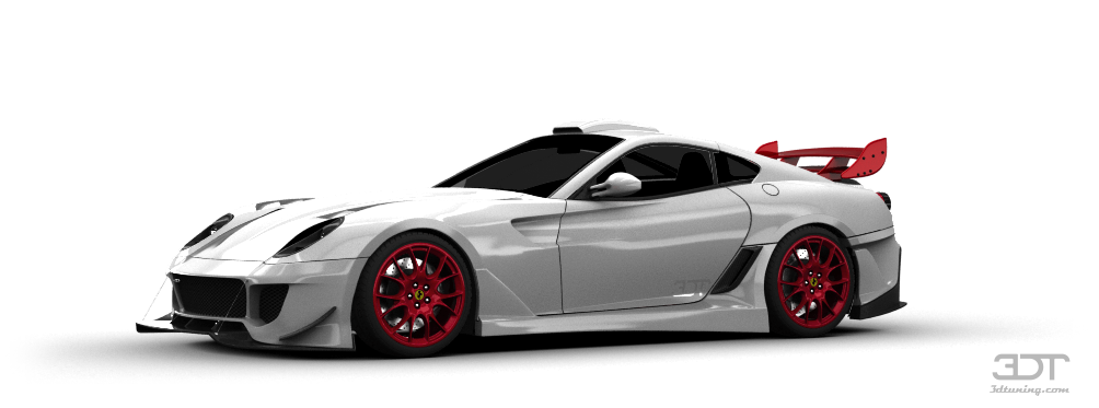 Ferrari 599'11