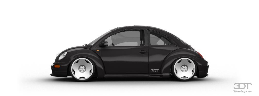 Volkswagen Beetle Turbo Hatchback 2004 tuning