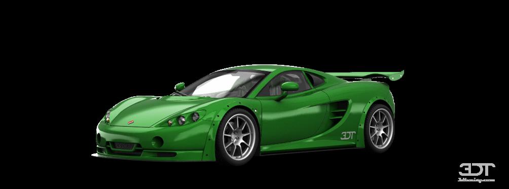 Ascari KZ1R Coupe 2005 tuning