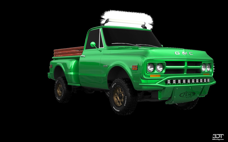 GMC K1500'71