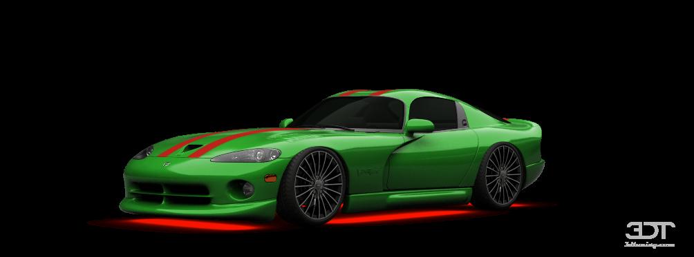 Dodge Viper GTS'97