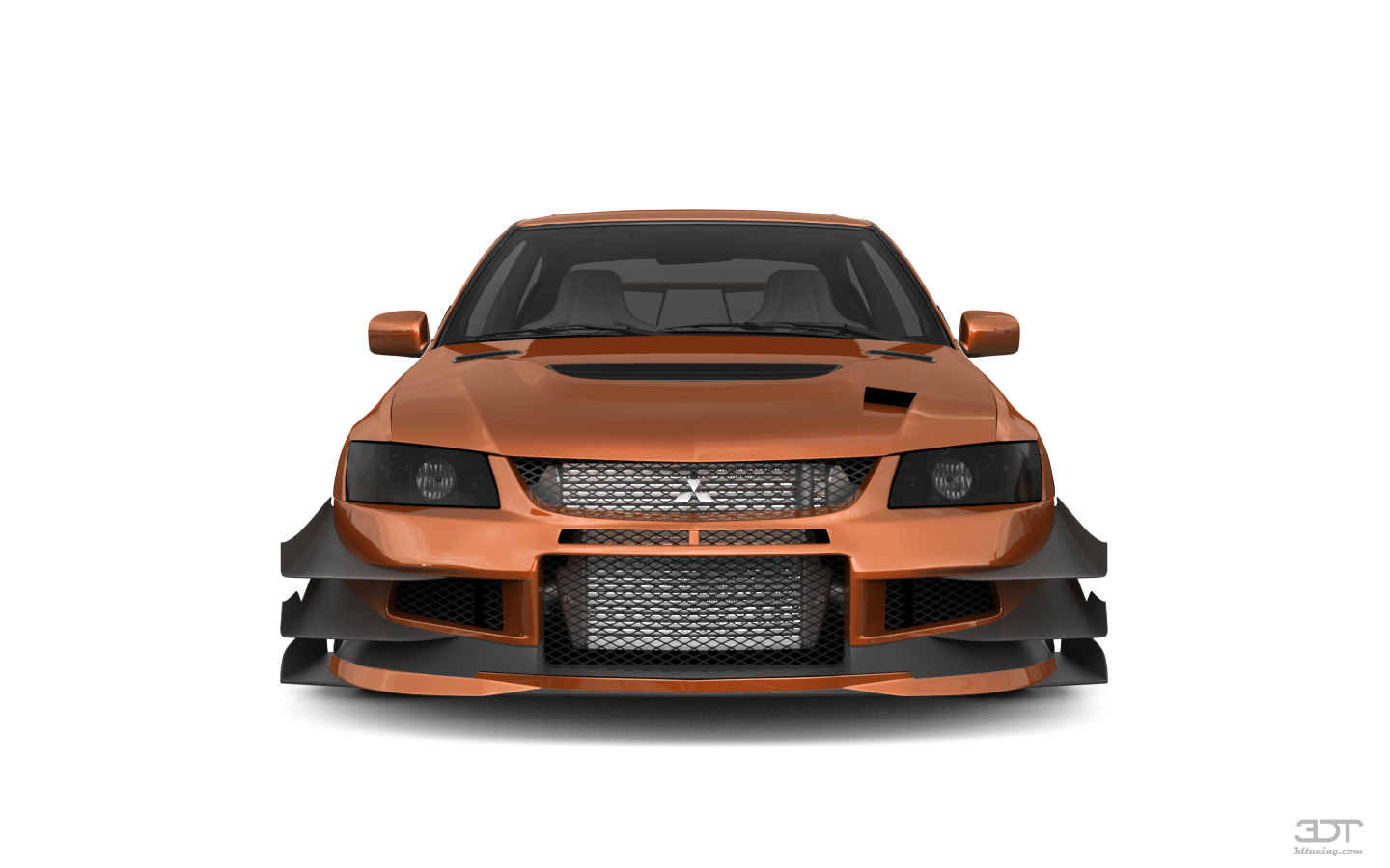 My perfect Mitsubishi Lancer Evo IX