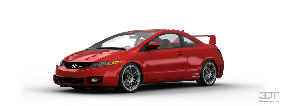 How To Paint A Car >> My perfect Honda Civic Si.