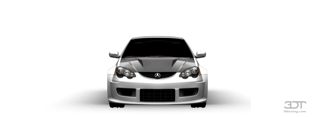 My perfect Acura RSX. on