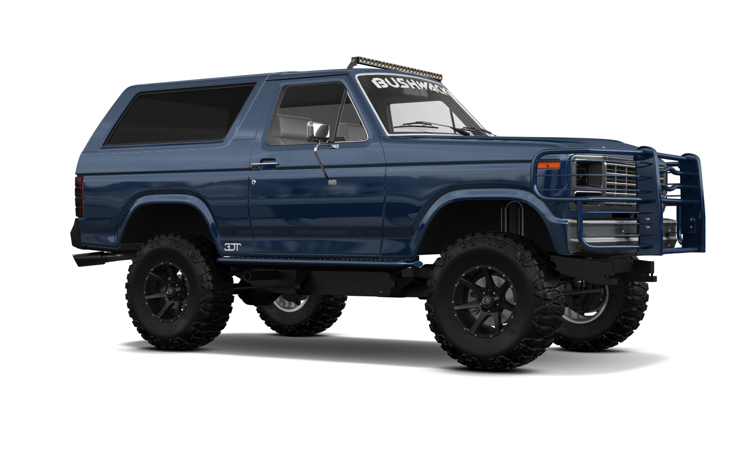 Ford Bronco'80