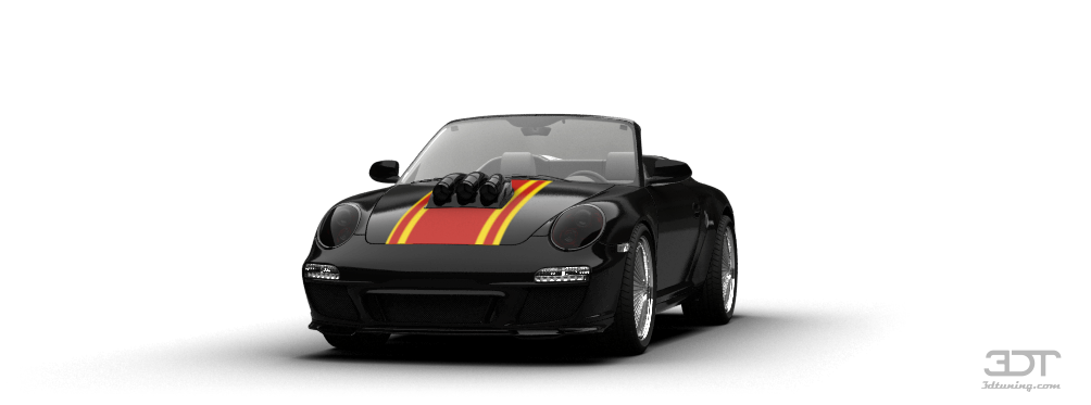 Porsche 911 Speedster'11