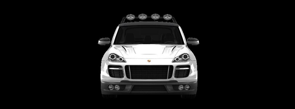 Porsche Cayenne (facelift)'07