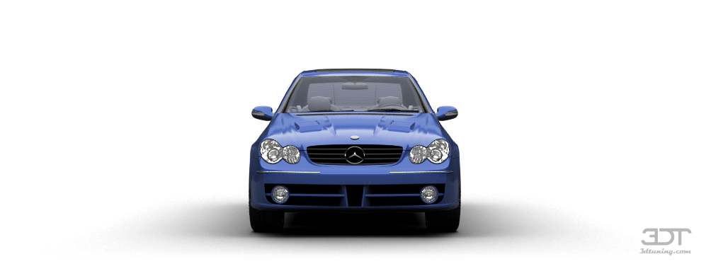 Mercedes CLK Coupe 2004