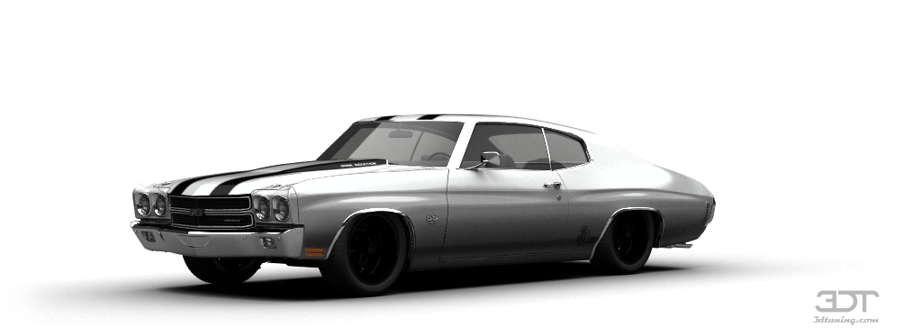 Chevrolet Chevelle SS-454 Coupe 1970 tuning