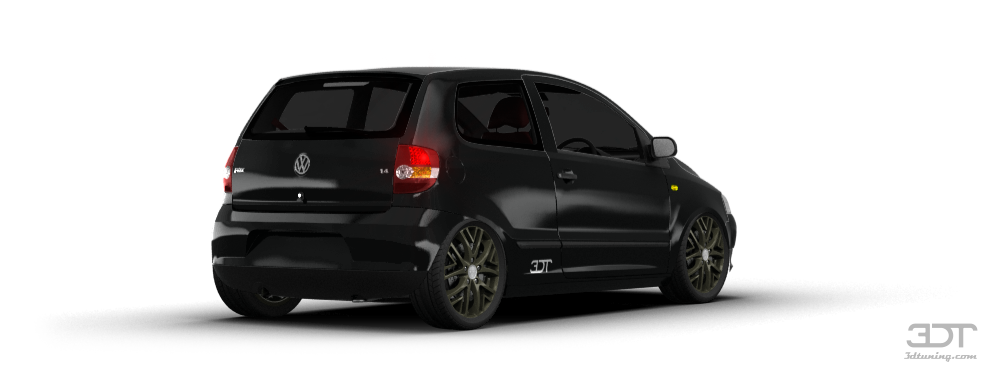 3dtuning of volkswagen fox 3 door hatchback 2011 3dtuning. Black Bedroom Furniture Sets. Home Design Ideas