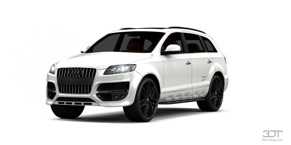 Audi Q7 5 Door SUV 2010 tuning