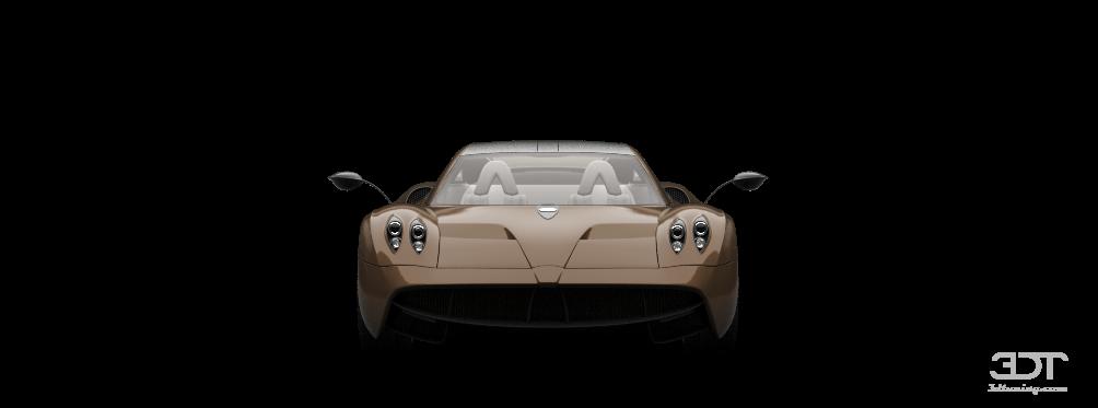 Pagani Huayra Coupe 2012