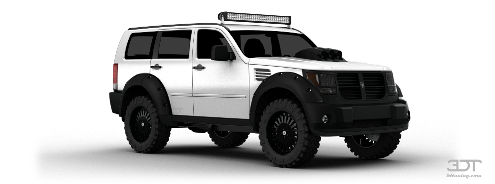 3dtuning Of Dodge Nitro Suv 2006 3dtuning Com Unique On