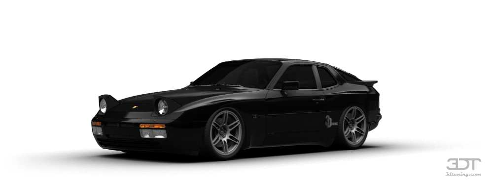 Porsche 944 Coupe 1982 tuning