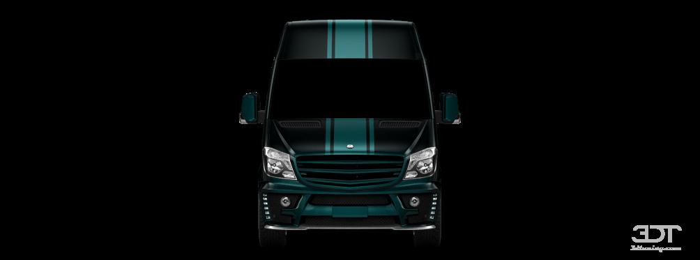 Mercedes Sprinter Passenger'14