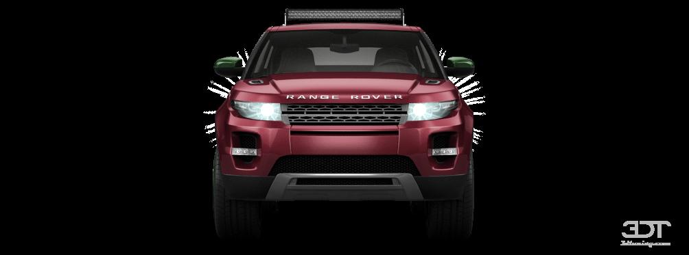 Range Rover Evoque 5 door'12