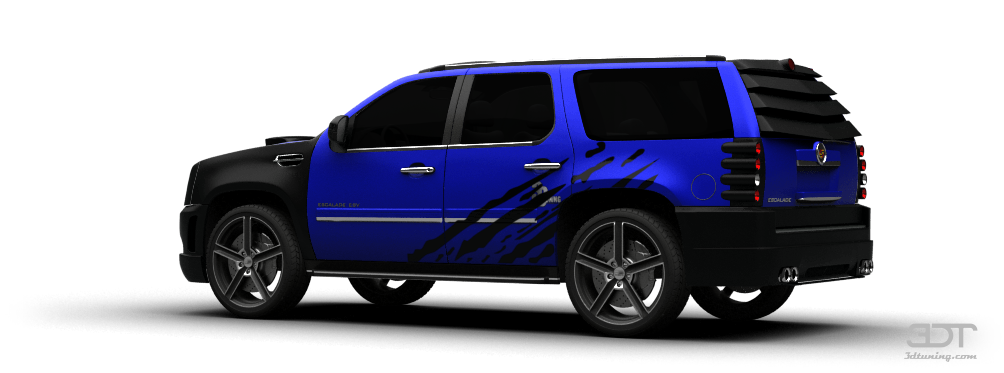 Tuning Cadillac Escalade Suv 2012 Online Accessories And